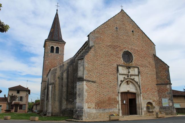Eglise Saint Jean Baptiste De Saint-jean-sur-veyle à Saint Jean sur Veyle image 2
